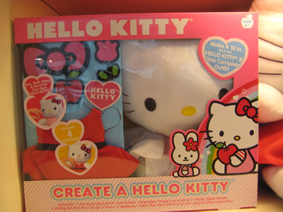 Create A Hello Kitty Doll