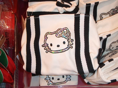 hello kitty paris bag