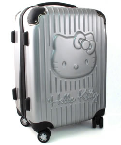 hello kitty cabin luggage