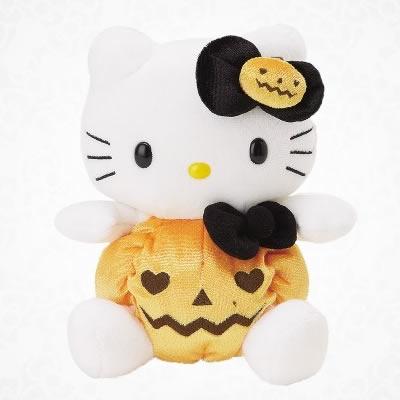 hello kitty pumpkin doll for halloween