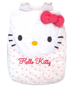 hello kitty baby sleeping bag
