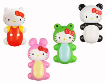 hello kitty toothbrush holders