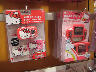 hello kitty camera kit