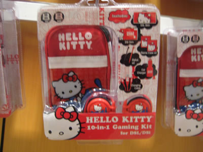 hello kitty gaming kit