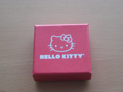 hello kitty luxe link box