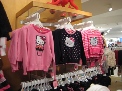 Hello Kitty Dresses. hello kitty sweaters