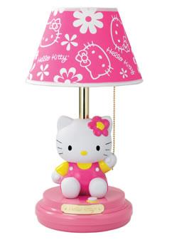 hello kitty table lamp
