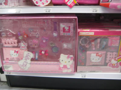 hello kitty accessories