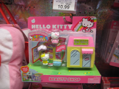 hello kitty beauty shop