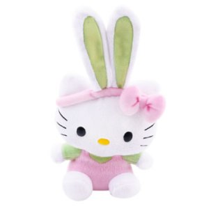 hello kitty bunny retro 80's