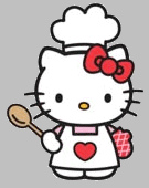 hello kitty baker
