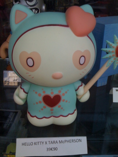hello kitty x tara mcpherson